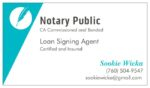 Sookie's Notary Services